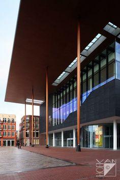 Reportage: Het Nieuwe Zaailand in Leeuwarden   Architectuur.ORG