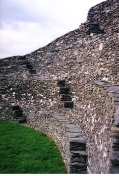 Cahergall Ring Fort, Cahirciveen, Ireland Copyright: Whitney Rozelle
