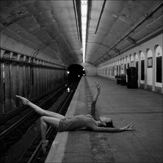 ballet and new york city subway!