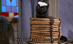 Salem. Sabrina the teenage witch