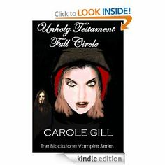 Book 3 in The Blackstone Vampires Series  More demon confessions and the book comes full circle to reveal the truth to the hideous secrets of Blackstone House