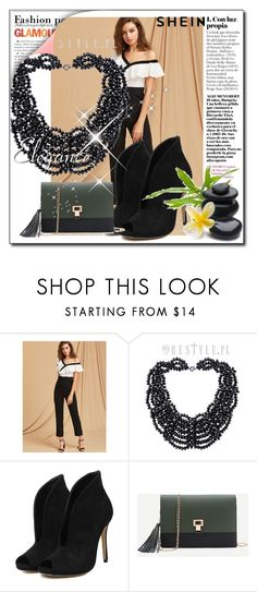 """""""Shein VI/10"""" by azrahadzic ❤ liked on Polyvore"""