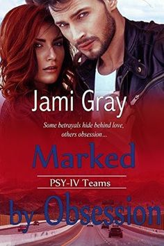 Psy-IV Teams series #1-#3 by Jami Gray - @JamiGrayAuthor, #Military, #Paranormal, #Romance, 4 out of 5 (very good), 5 out of 5 (exceptional) - April