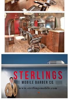 Sterlings Mobile Barber Shop