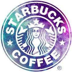 Image discovered by Fla♡. Find images and videos about coffee, starbucks and galaxy on We Heart It - the app to get lost in what you love. Starbucks Logo, Starbucks Drinks, Coffee Meme, Coffee Logo, Coffee Signs, Coffee Poster, Funny Coffee, Image Tumblr, Starbucks Wallpaper