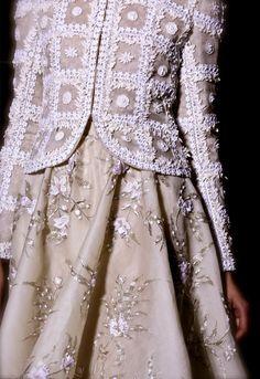 chiffonandribbons:    Valentino Couture S/S 2013