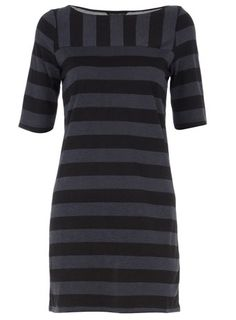 Black and gray stripes