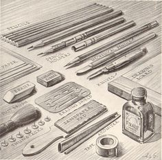 Pencil Drawing – Art Supplies and Equipment That Pencil Artists Need