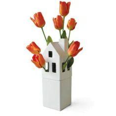 Wazon Domek dla kwiatów