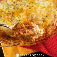 Gooey Four Cheese Lasagna Dip