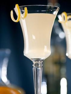 3 oz. dry white wine   1 oz. Limoncello   1/2 tsp. amaretto   1/2 tsp. fresh lemon juice   Lemon spiral, garnish  Preparation:  Add liquids to a cocktail shaker filled with ice. Shake for five seconds and strain into a large wine goblet. Place lemon spiral garnish on top.