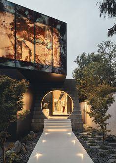 Vertical City, Melbourne Suburbs, Translucent Glass, Glass Facades, Large Artwork, Built Environment, Architectural Elements, Urban Design, Outdoor Pool
