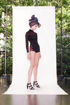 Cynthia Rowley Resort 2014 Collection Slideshow on Style.com