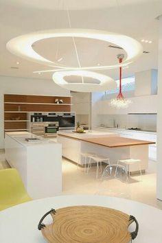 Espectacular cocina...