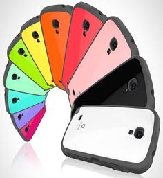 Stylish and functional carrying case for Samsung Galaxy S4