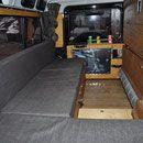 Land Rover Defender Innenausbau und Umbau