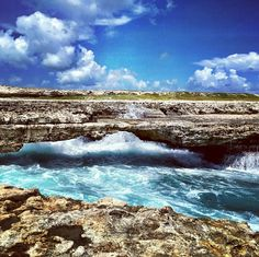 Devil's Bridge......be mesmerised by the power of nature! - Tag a nature lover!  #SeeYouSoon  #LoveAntiguaBarbuda