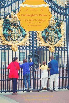 See Buckingham Palac