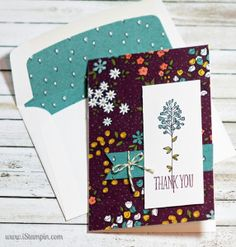 Weekly Deals Wonder Project - 1.12.2016 features Stampin' Up!'s Something to Say. Also used the brand new Flowering Fields and Wildflower Fields DSP from Sale-A-Bration. Visit www.iStampin.com to learn more - http://istampin.com/weekly-deals-wonder-project-1-12-2016/