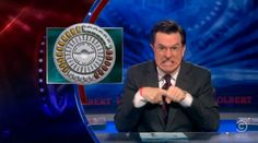Colbert - Contraception: I'm tired of talking about it so, instead, I'm going to mime about it.