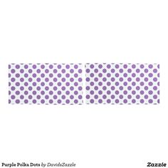 Purple Polka Dots Pillow Cases Available on many products! Hit the 'available on' tab near the product description to see them all! Thanks for looking!  @zazzle #art #polka #dots #shop #home #decor #bathroom #bedroom #bath #bed #duvet #cover #shower #curtain #pillow #case #apartment #decorate #accessory #accessories #fashion #style #women #men #shopping #buy #sale #gift #idea #fun #sweet #cool #neat #modern #chic #laptop #sleeve #black #orange #blue #yellow #purple #violet #lilac  #white