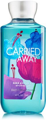 Carried Away Shower Gel - Signature Collection - Bath & Body Works