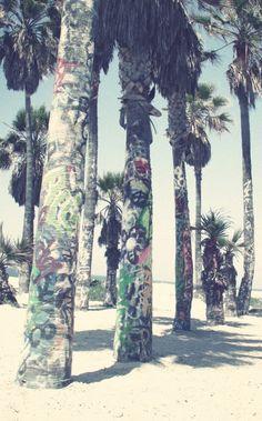 Graffiti Palms