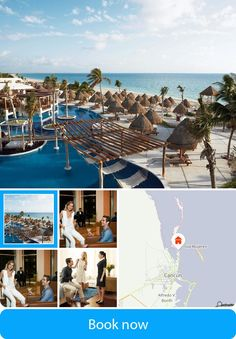 Excellence Playa Mujeres (Cancun, Mexico) – Book this hotel at the cheapest price on sefibo.