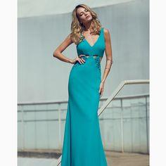 Não estamos conseguindo lhe dar com a beleza desse 'long dress'. #reginasalomao #SummerVibesRS #SS17 #Preview #Details
