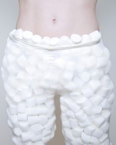 marshmallow pants