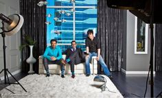 Jonathan Scott's photo: From yesterdays Scott Brothers Penthouse photo shoot!