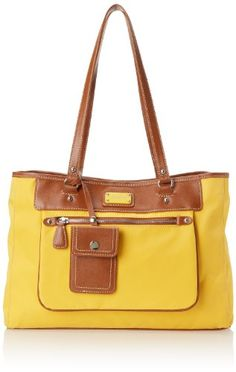 Nine West 9 On The Go Tote Medium Shoulder Handbag