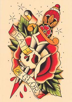 skull tattoos - Google-haku