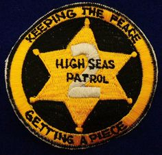 USN Navy VP 6 Crew 2 Highway Patrol Patch | eBay