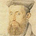 Antoine de Crussol.- MAULNES - I- HISTOIRE. 2) LE PROJET, 4: Car Antoine de Crussol qui vient d'être fait duc d'Uzès en mai 1565, ne possède pas de résidence digne de son rang dans le comté. Or il se doit d'affirmer son autorité par un édifice capable de frapper l'imagination. Le château, symbole de son pouvoir, doit pouvoir rivaliser avec ses voisins d'Ancy-le-Franc et de Tanlay, alors en construction. S'il ne le peut par sa taille, ce sera par sa beauté et son originalité architecturale.