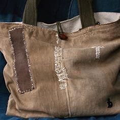 Lambert > Handmade Large Sakabukuro Tote Bag at New High (M)art
