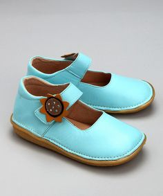 lovely turquoise teeny shoes