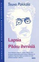 Lapsia/Pikku ihmisiä (Nidottu, pehmeäkantinen) Cover, Books, Livros, Book, Slipcovers, Livres, Libros, Libri