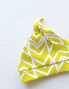 The Knotted Hat // Lemon Braid