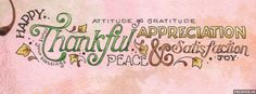 Thanksgiving appreciation Facebook Covers #thanksgiving #facebookcovers #quotes fbcover.in