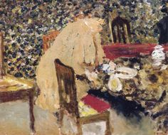 The Athenaeum - Lunch (Edouard Vuillard - circa No dates listed)