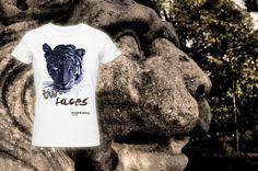 #lion #löwe #wild #life #nature #fashion #shirt #leopard #face