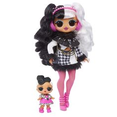 Free 2-day shipping. Buy L.O.L. Surprise! O.M.G. Winter Disco Dollie Fashion Doll & Sister at Walmart.com