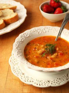 Vegan Doukhobor-Style Borscht Soup | ilovevegan.com
