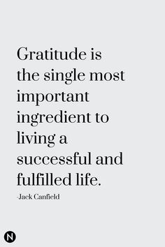 20 quotes about gratitude - Next Level Gents