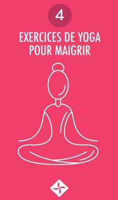 Le yoga est excellent pour la détente, mais aussi pour travailler la zone abdominale.