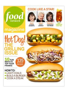 Food Network Magazine will get dad's foodie side engaged