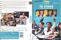 La clase (Película : 2008) La clase [Vídeo] / una película de Laurent Cantet IMPRINT Barcelona : Cameo, 2009