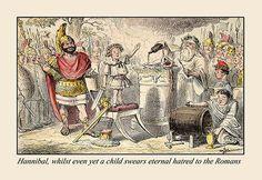 A Child Swears Eternal Hatred