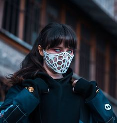 2020 The Most Creative And Special Mask Design - Mouth Mask Fashion, Fashion Mask, Rave Mask, Burning Man Outfits, Cool Masks, Beautiful Mask, 3d Prints, Mask Design, Scarf Design